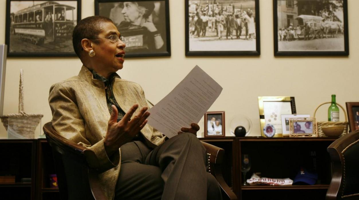 Eleanor Holmes Norton Weekly Newsletter