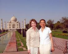 Congresswoman Norton with Former House Speaker Nancy Pelosi